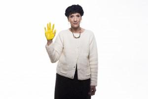 שולי מועלם רפאלי למען ניצולי השואה