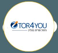 tor4you לוגו - חברות וארגונים