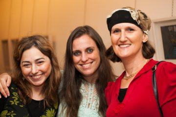 אירוע הוקרה לעמותת אביב לניצולי השואה